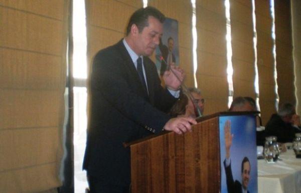 Πέθανε ο πρόεδρος της ΝΟΔΕ ΝΔ Λάρισας Δημήτρης Παπαευθυμίου