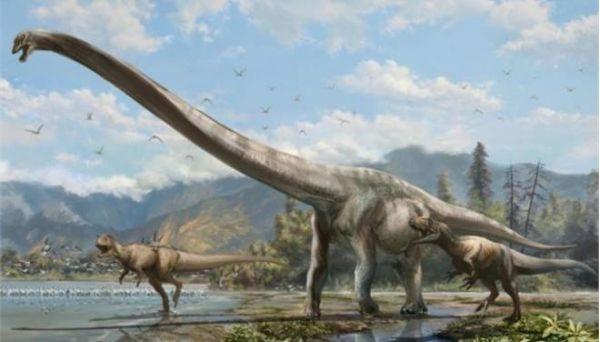 Απολίθωμα δεινοσαύρου που έμοιαζε με... καμηλοπάρδαλη ανακαλύφθηκε στην Κίνα
