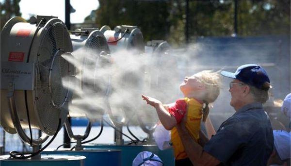 Οι μεγάλες πόλεις θα «βράζουν» από παρατεταμένους καύσωνες όλο και πιο συχνά