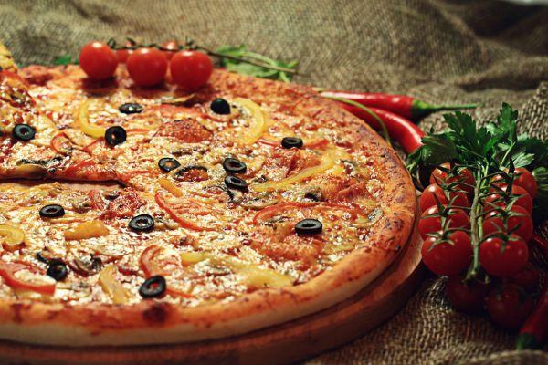 Πόσο μακριά μπορεί να παραδοθεί μία πίτσα;