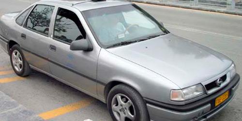 Αλμυρός : Μεταφορά της πιάτσας  των ταξί στην οδό Ιάσονος