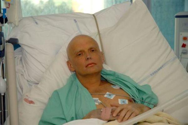 Γιατί ήταν στόχος ο πρώην πράκτορας Λιτβινένκο;