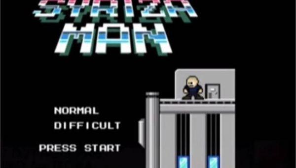 Ηρωας video game έγινε ο Βαρουφάκης
