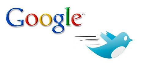 Deal εκατομμυρίων ανάμεσα σε Google και Twitter