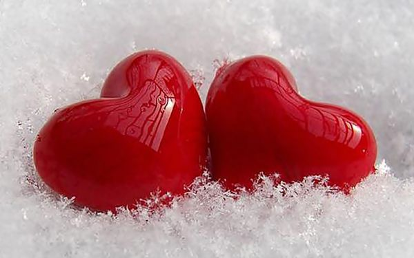 Αγάπη ~ Γαλήνη και Τρικυμία της Καρδιάς