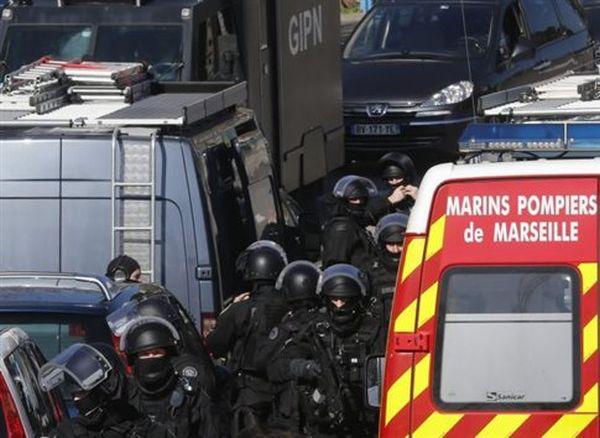 Μασσαλία: Συμμορίες πίσω από τα πυρά Καλάσνικοφ κατά της αστυνομίας