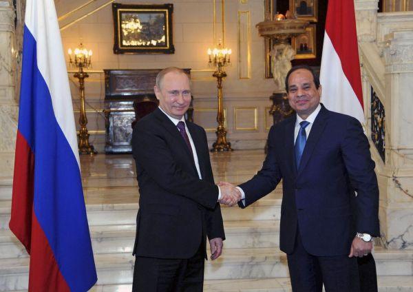 Πυρηνικό σταθμό θα κατασκευάσει η Αίγυπτος