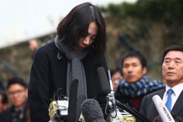 Τα φυστίκια οδηγούν στη φυλακή την «πριγκίπισσα» της Korean Air