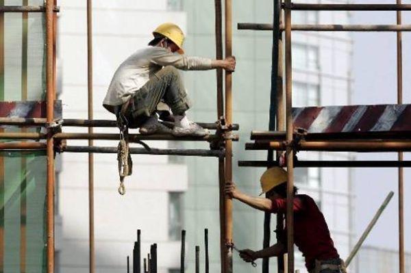 Μείωση 10,3% του όγκου της οικοδομικής δραστηριότητας στο 11μηνο 2014