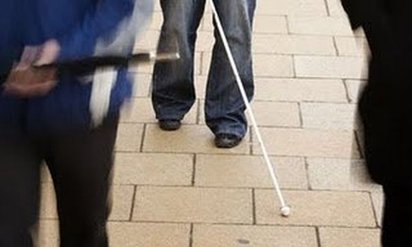 Μπαστούνι που... μιλά για άτομα με προβλήματα όρασης