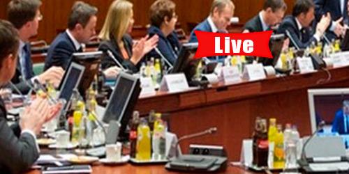 Ολοκληρώθηκε η Σύνοδος Κορυφής στις Βρυξέλλες
