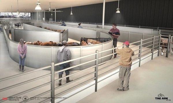 Το πρώτο terminal αποκλειστικά για ζώα στον κόσμο