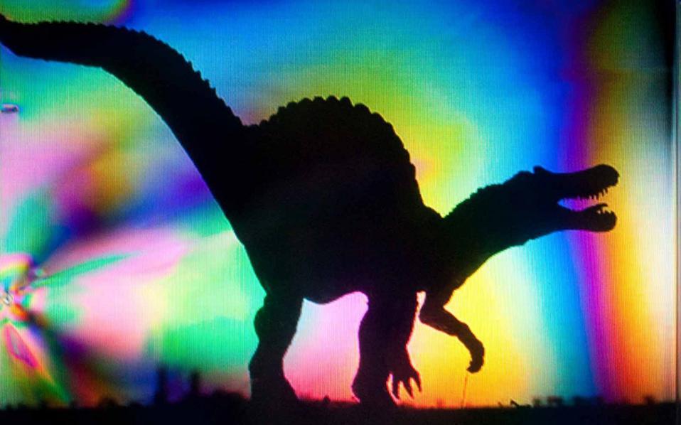 Οι δεινόσαυροι έτρωγαν τον πρόδρομο του... LSD