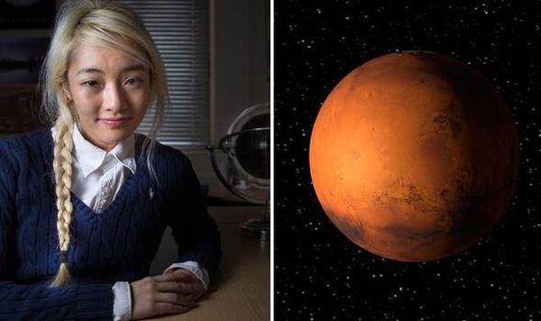 24χρονη Βρετανίδα αστροφυσικός θέλει να κάνει παιδί στον πλανήτη Αρη