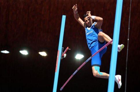 Τρίτη θέση για τον Φιλιππίδη στο Λοτζ με 5.65μ.