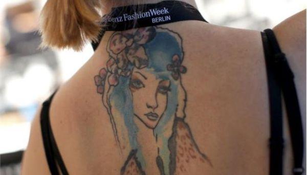 Κρέμα με θεαματικά αποτελέσματα στην αφαίρεση τατουάζ