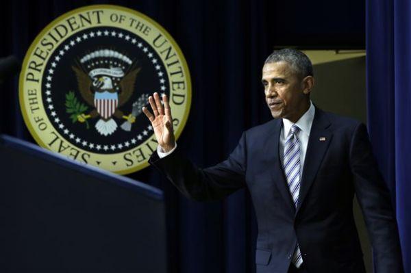 Ομπάμα: Είμαστε σε πόλεμο με την τρομοκρατία, όχι με το Ισλάμ