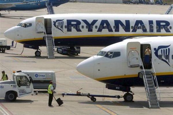 Αιχμές της Ryanair κατά της προηγούμενης κυβέρνησης