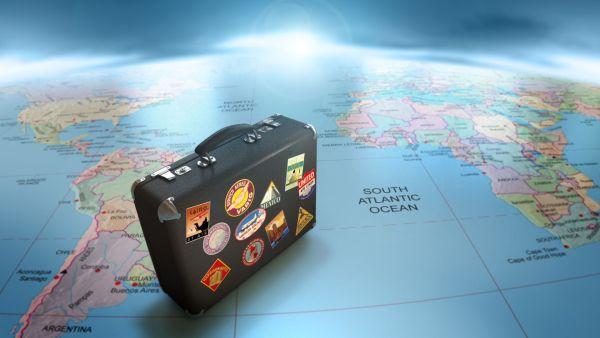 Οι επισκέψεις ξένων τουριστών στη χώρα μας