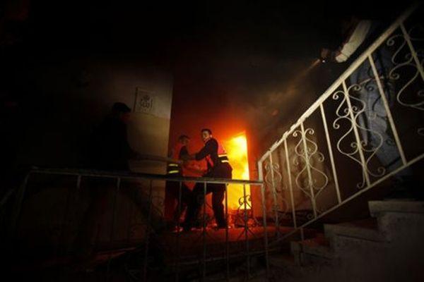 Στις φλόγες πολυκατοικία στην Ολλανδία