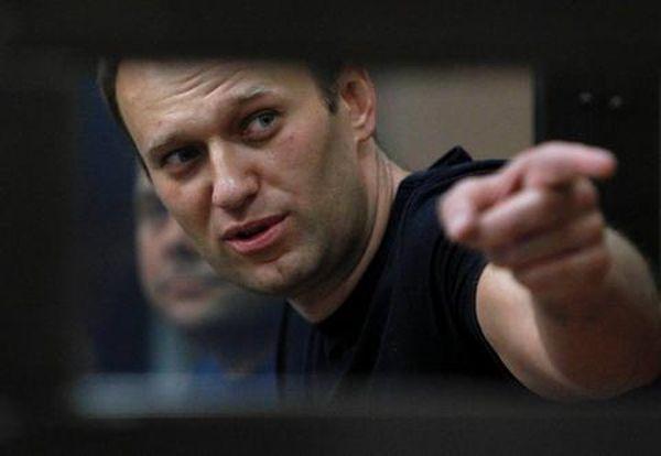 Φυλακή για τον επικριτή του Πούτιν, Ναβάλνι