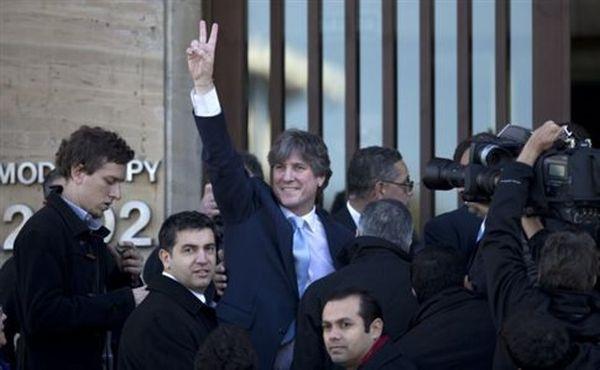 Στο εδώλιο για υπόθεση διαφθοράς ο αντιπρόεδρος της Αργεντινής