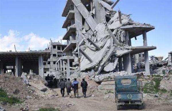 Απέτυχε η επιχείρηση της Δαμασκού να αποκόψει τους αντάρτες στο Χαλέπι