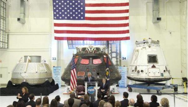 Αναβάθμιση στον Διεθνή Διαστημικό Σταθμό για την υποδοχή... ταξί