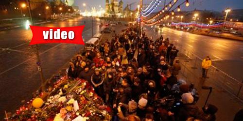 Μεγάλη συγκέντρωση διοργανώνεται στη Μόσχα στη μνήμη του Νεμτσόφ