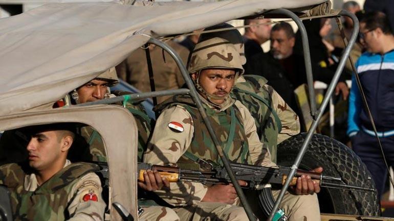 Αίγυπτος: Ο στρατός ανακοίνωσε το θάνατο 172 τζιχαντιστών στο Σινά