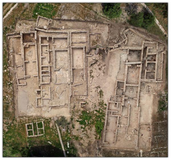 Νέα δεδομένα για το ανάκτορο της θρυλικής Ιωλκού στο Διμήνι