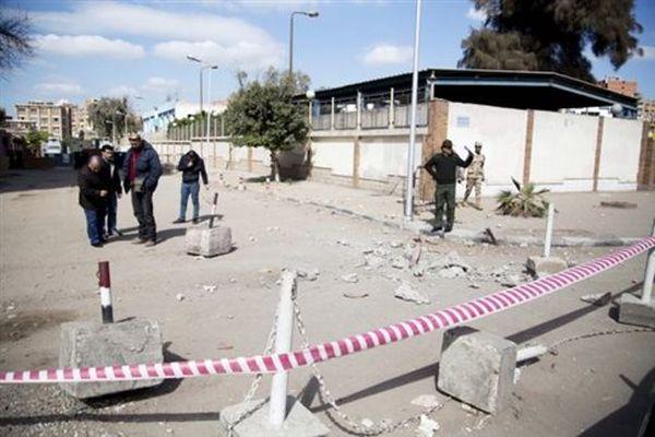 Έκρηξη βόμβας κοντά στο κτίριο του Ανωτάτου Δικαστηρίου στην Αίγυπτο