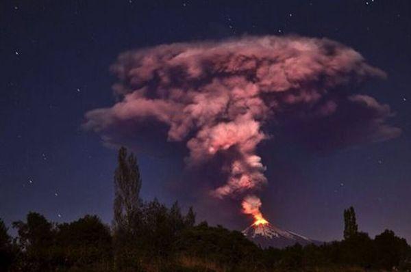Χιλή: Εξερράγη το ηφαίστειο Βιγιαρίκα, απομακρύνθηκαν χιλιάδες άνθρωποι