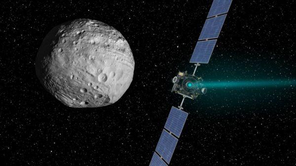 Η «Αυγή» ετοιμάζεται να εξερευνήσει τον πλανήτη Δήμητρα