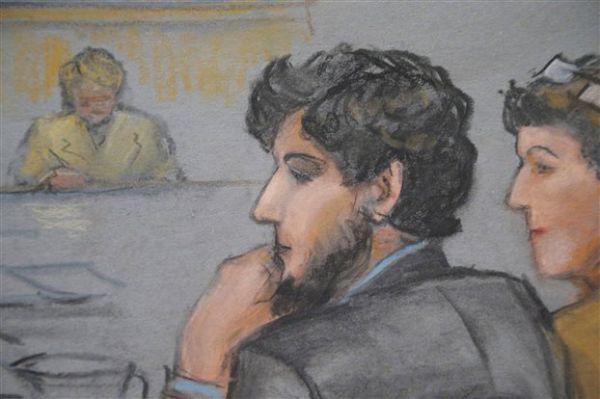 Ξεκινά η δίκη του βομβιστή της Βοστώνης-Στο εδώλιο ο Τζ. Τσαρνάεφ