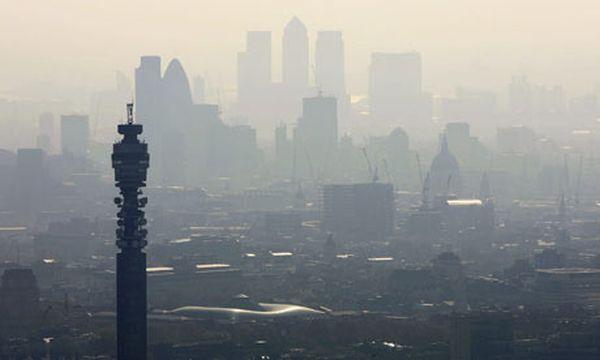 ΕΕ: 430.000 νεκροί από την ατμοσφαιρική ρύπανση