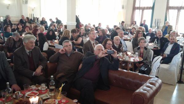 Εκδήλωση για τον Κωνσταντίνο Καραθεοδωρή
