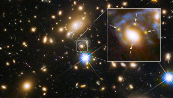 Ανακαλύφθηκε το πιο γρήγορο άστρο του γαλαξία μας