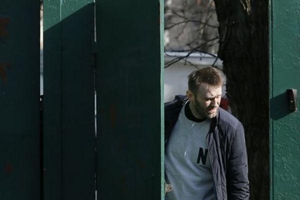 Ρωσία: «Δεν κάνω πίσω» λέει βγαίνοντας από τη φυλακή ο Αλεξέι Ναβάλνι