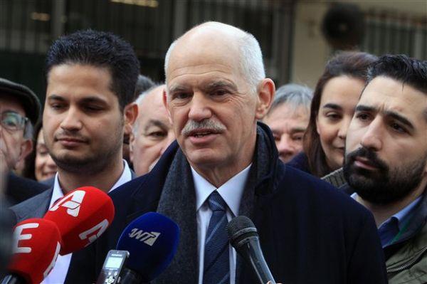 Αγωγή κατά του Ερβέ Φαλσιανί κατέθεσε ο Γιώργος Παπανδρέου