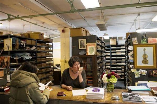 Έκλεισε το τελευταίο κατάστημα με παρτιτούρες κλασσικής μουσικής στη Νέα Υόρκη