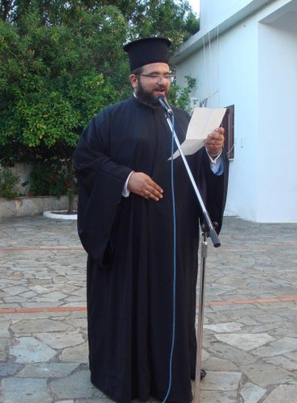 Ιερέας από τη Σκιάθο στην Αλόννησο
