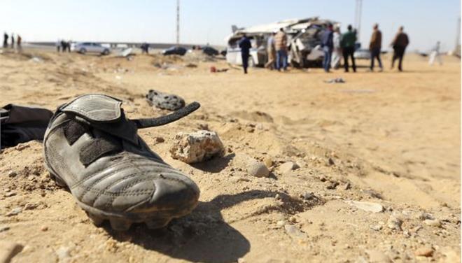 Αίγυπτος: Ενας νεκρός και εννέα τραυματίες από σειρά εκρήξεων