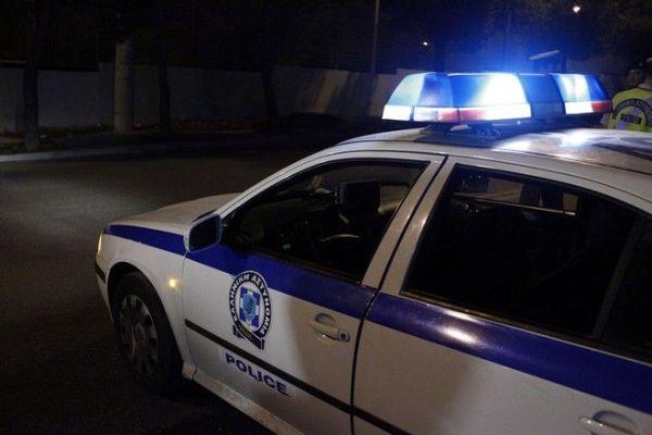 Τρελή καταδίωξη νεαρού οδηγού στην Οιχαλία