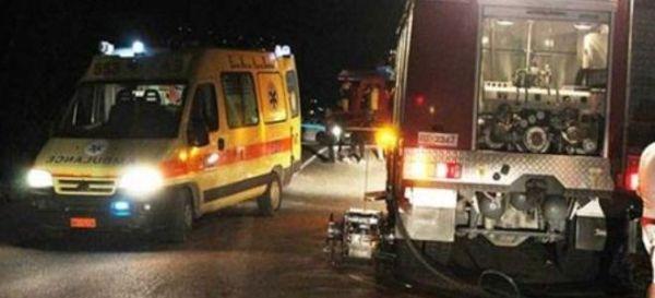 Βαρύς τραυματισμός 59χρονου στη Λάρισα