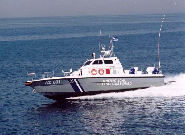 Εισροή υδάτων σε επιβατηγό σκάφος στη Σκιάθο
