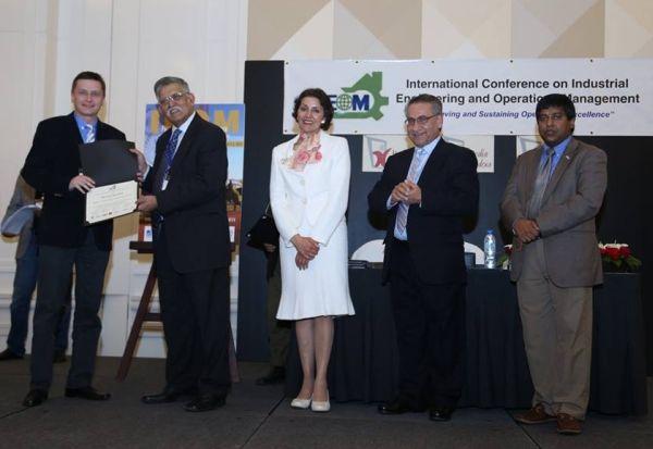 Επιστημονική διάκριση καθηγητών του ΤΕΙ Θεσσαλίας σε Διεθνές Συνέδριο