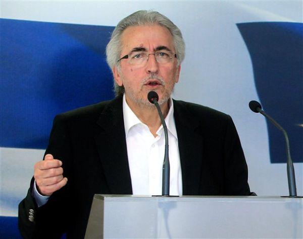 Παναγόπουλος: «Μνημονιακή επιταγή η περικοπή των συντάξεων»