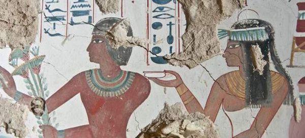 Βρέθηκε αρχαίος τάφος στην Αίγυπτο [εικόνες]