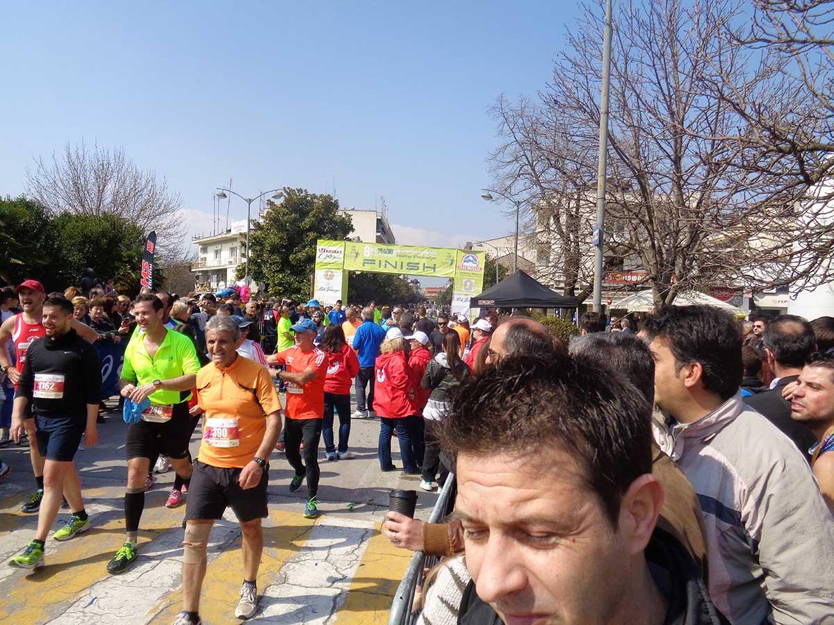 Με …διπλή εκκίνηση ημιμαραθώνιος στα Τρίκαλα καθώς …ξέχασαν αθλητές